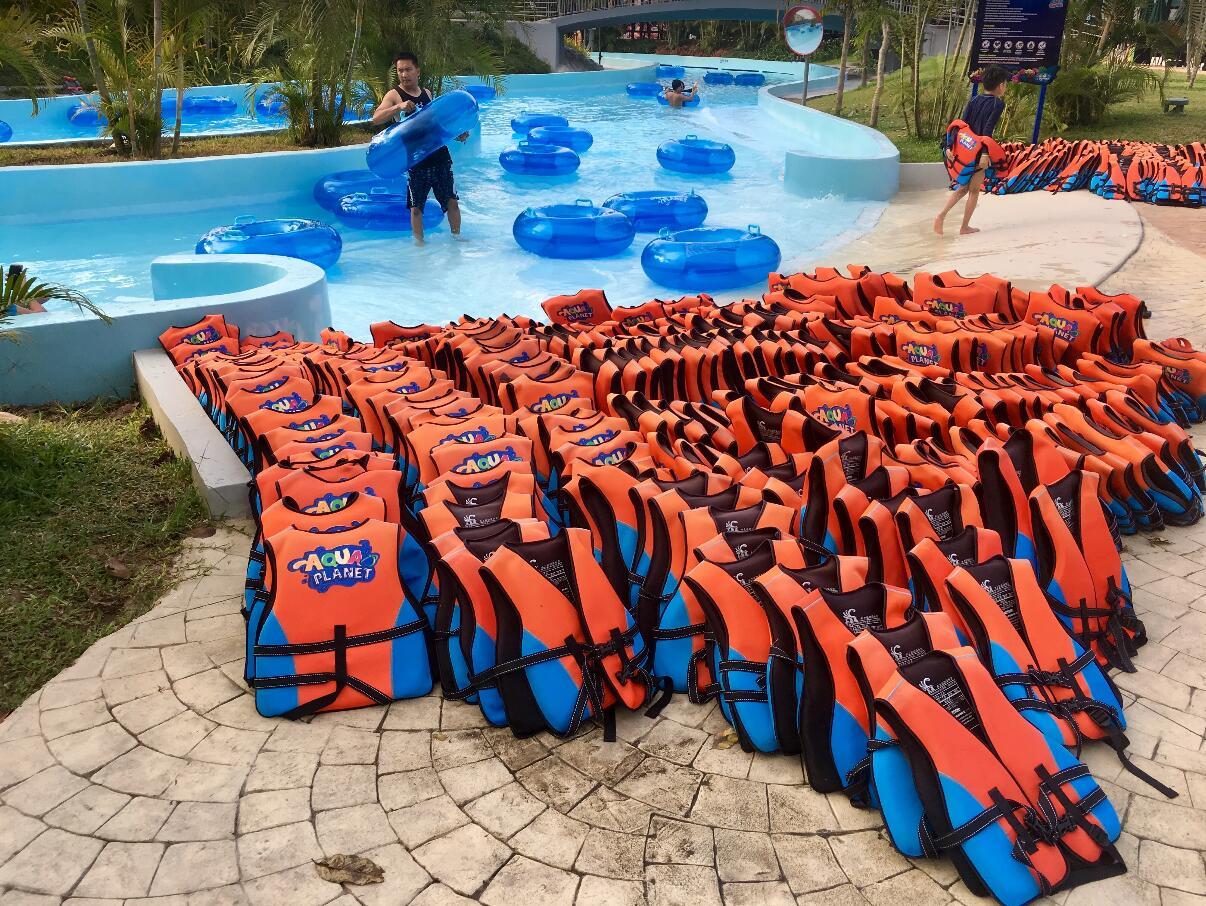 菲律宾 Aqua Planet 水上乐园